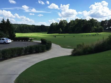 Rough Course Golf Free Photo