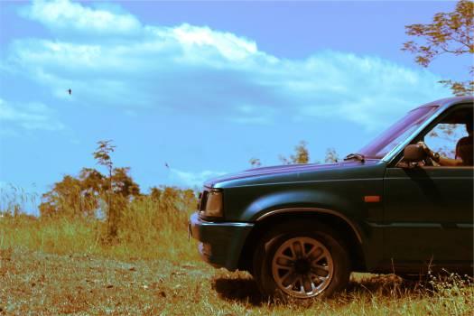 truck suv automotive  Free Photo