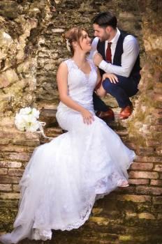 Bride Dress Wedding Free Photo