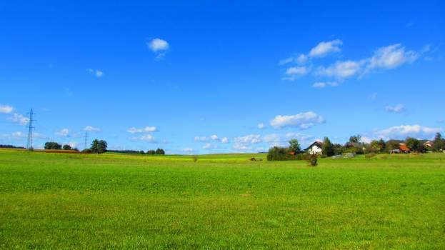 Farming Grassland Field Free Photo