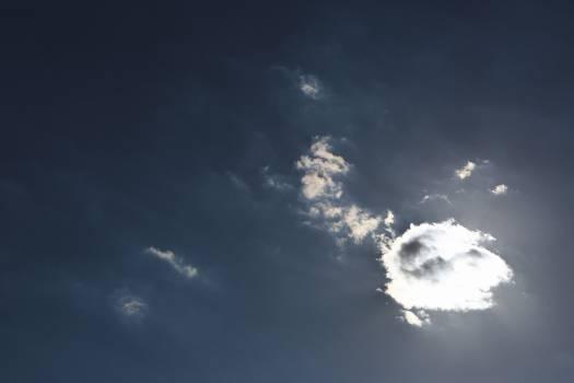 blue sky clouds  #21672
