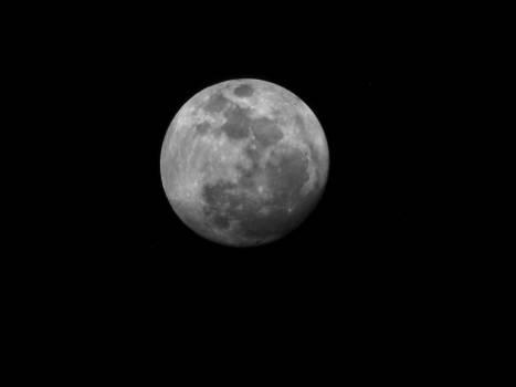 Moon Crater Satellite #216746