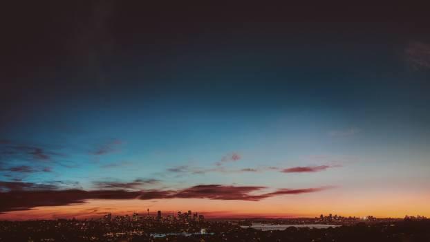 Sun Sky Sunset Free Photo