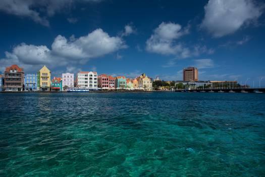 Willemstad Curaçao island  Free Photo