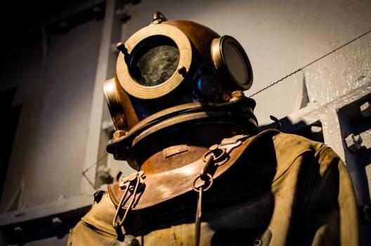 diving suit scuba diving helmet  #21727
