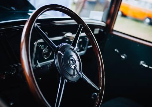 Control panel Wheel Car wheel Free Photo