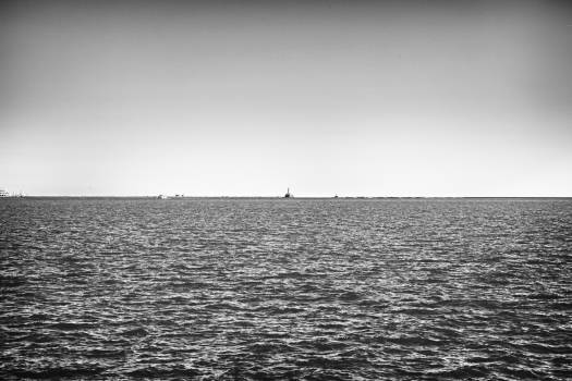 ocean sea ships  Free Photo