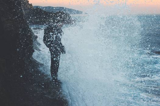 Ocean Body of water Ice #217412