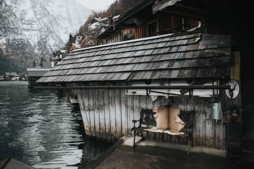 Boathouse Shed Village Free Photo