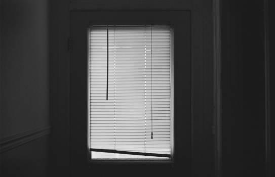 window blinds door  #21763