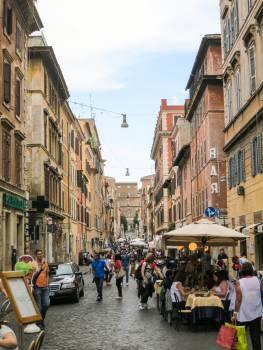 Rome Italy city  Free Photo