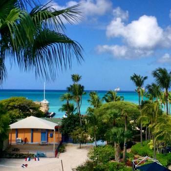Resort Travel Caribbean Free Photo