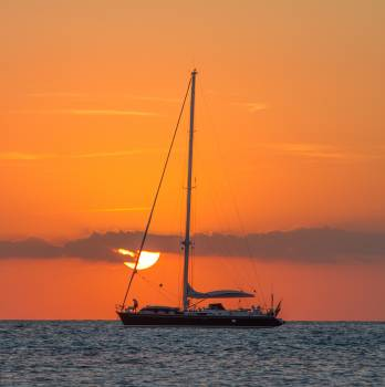 Vessel Boat Sailboat Free Photo