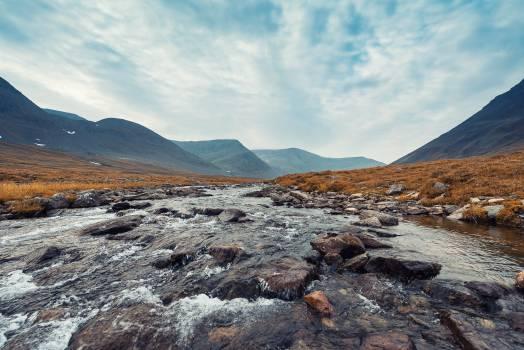Highland Mountain Landscape #219443