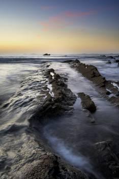 Ocean Breakwater Barrier #219513