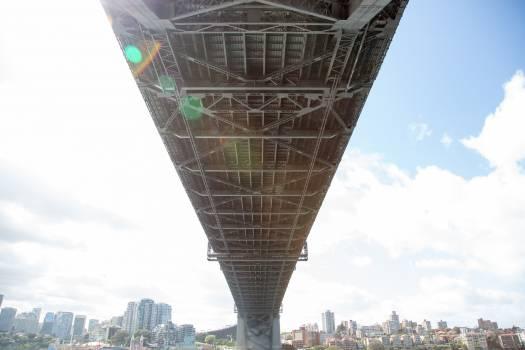 bridge sunshine buildings  #21977