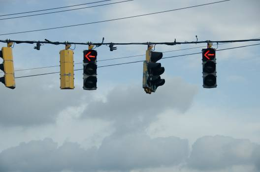 Visual signal Light Traffic light Free Photo