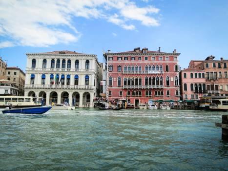 Venice Italy buildings  Free Photo