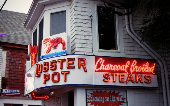 lobster seafood restaurant  #22071