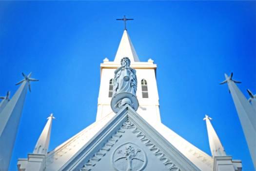 church religion cross  Free Photo