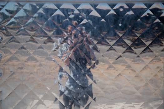 tiles mirror reflection  #22083