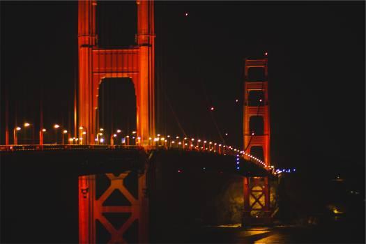 Golden Gate Bridge San Francisco architecture  #22113