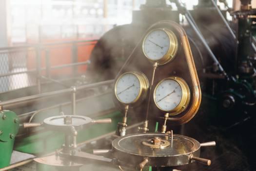 engine guages pressure  #22124