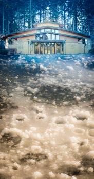 Water Snow Ocean #221482