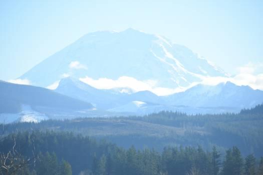 Mountain Range Landscape #221791