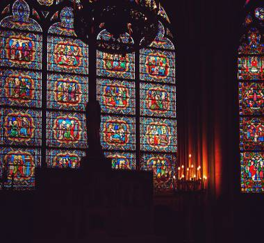 Notre Dame Cathedral Paris France  Free Photo