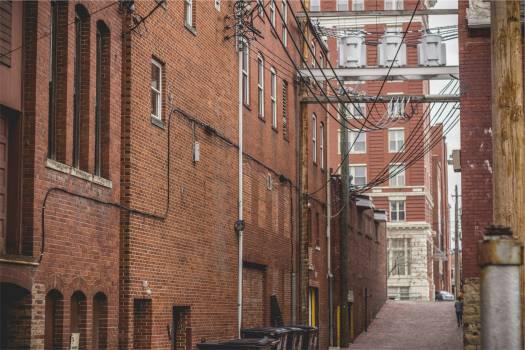 buildings apartments bricks  Free Photo