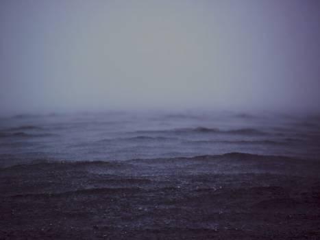 dark fog hazy  Free Photo