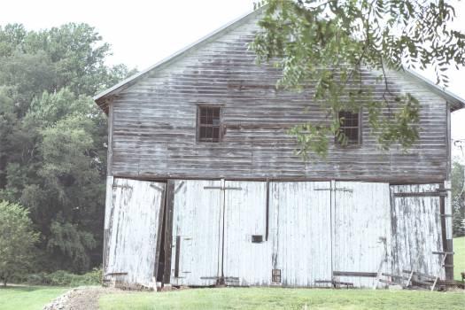 wood barn rural  #22278