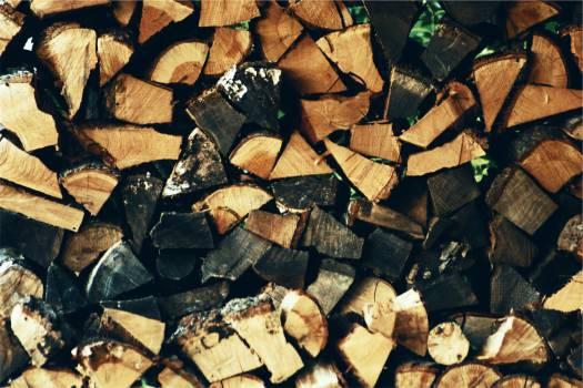 wood logs lumber  #22279