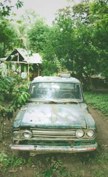 car oldschool vintage  Free Photo