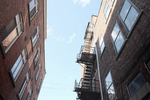 buildings houses apartments  Free Photo