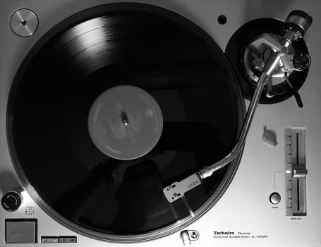 Phonograph record Disk Music Free Photo