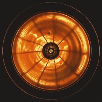 Round Black Icon Free Photo