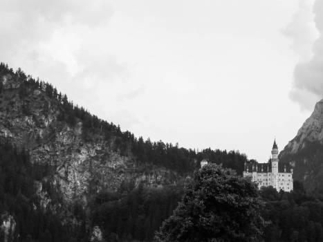 Neuschwanstein Castle Bavaria Germany  Free Photo