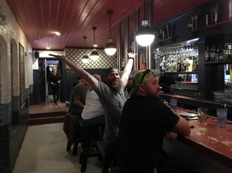 Restaurant Cafe Building Free Photo