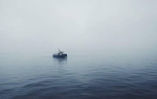 Sea Ocean Ship Free Photo