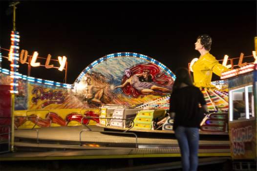 amusement park ride fun  #22598