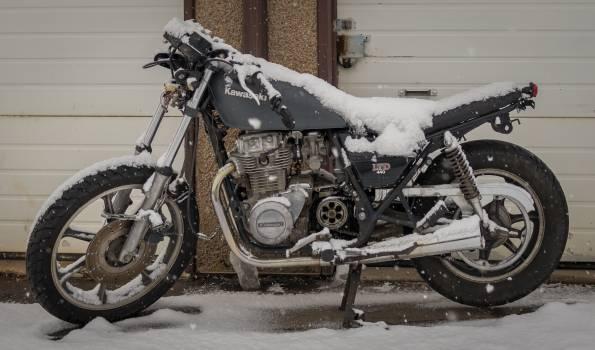 Skeleton Motor Engine Free Photo