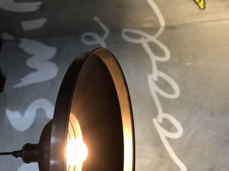 Iron Light bulb Electric lamp Free Photo