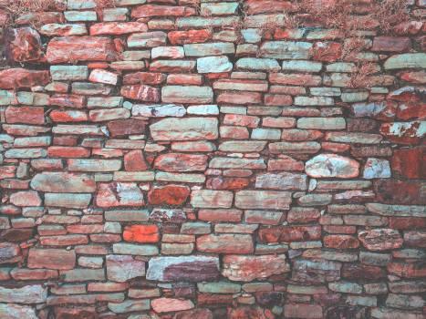Brick Building material Wall Free Photo