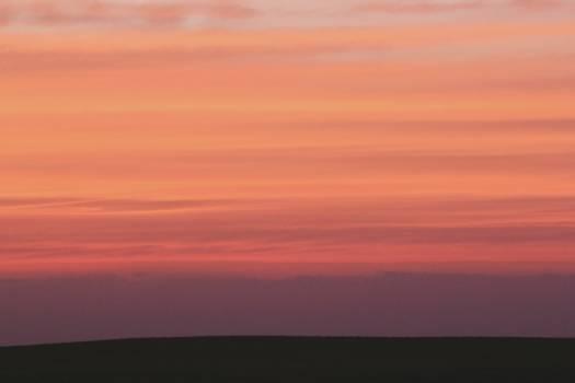 sunset dusk sky  #22699