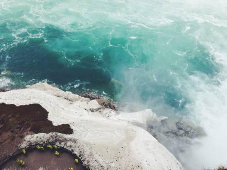 water coast waves  #22779