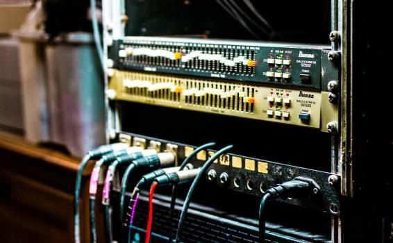 Hardware Technology Jukebox Free Photo