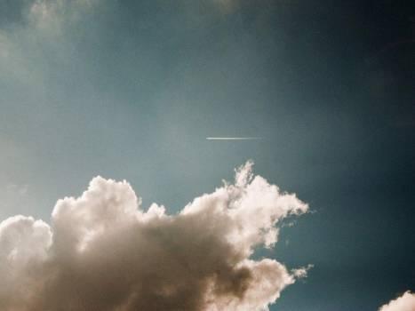 sky blue fly  #22828