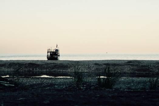 boat ship ocean  Free Photo